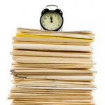 File Stack and clock
